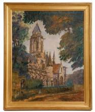 WILLIAM SLOCUM DAVENPORT (NY/FRANCE, 1868-1938)
