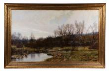 HUGH BOLTON JONES (NY/MA/MD/FRANCE, 1848-1927)
