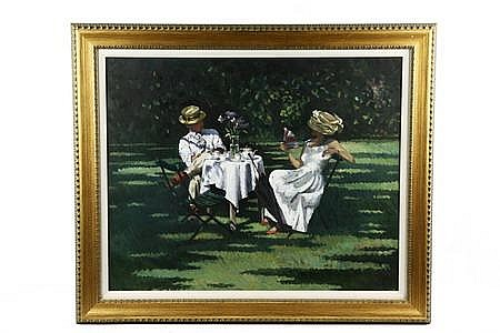 OOB Summer Afternoon Tea Sherree V Daines UK