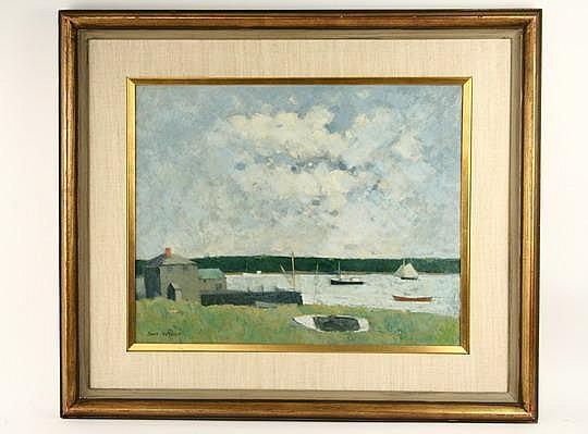 OOC The Boat Shop Paul Wescott PA/ME 1930