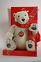 STEIFF 1999 C COLA POLAR BEAR LTD ED BOX, Maria Cândida Froes David Grut