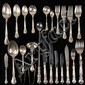 179 Pcs Sterling Flatware Gorham Chantilly Pattern