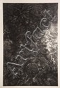 Charcoal Drawing Landscape #24 by Hyman Bloom, Hyman Bloom, Click for value