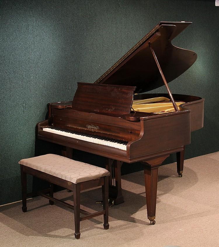 Baby Grand Piano Chickering Model 145 Quarter Anniversary