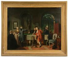 JEAN CAROLUS (BELGIUM, 1814-1897)