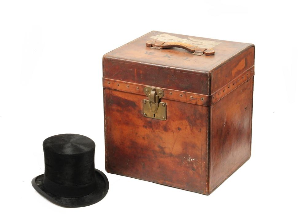 LOUIS VUITTON HAT TRUNK 11d7c49a407