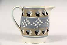 MOCHAWARE PITCHER - Mid 19th c