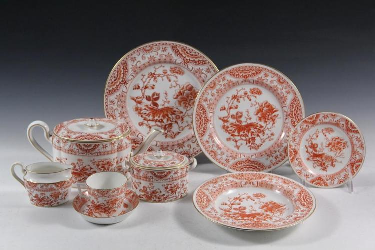 Dating derby porcelain