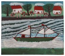 MAUD LEWIS (NOVA SCOTIA, 1903-1970) (ATTRIBUTED)