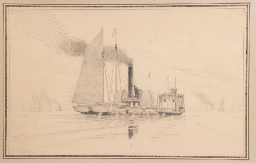 HENRY FARRER (NY/UK, 1843-1903)