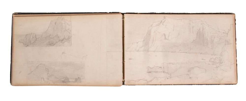 WILLIAM STANLEY HASELTINE (NY/PA/ITALY, 1835-1900)
