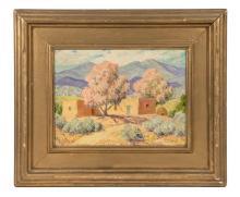 SHELDON PARSONS (NY/NM, 1866-1943)