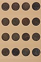 DANSCO ALBUM - LARGE CENTS DANSCO ALBUM 1798-1857