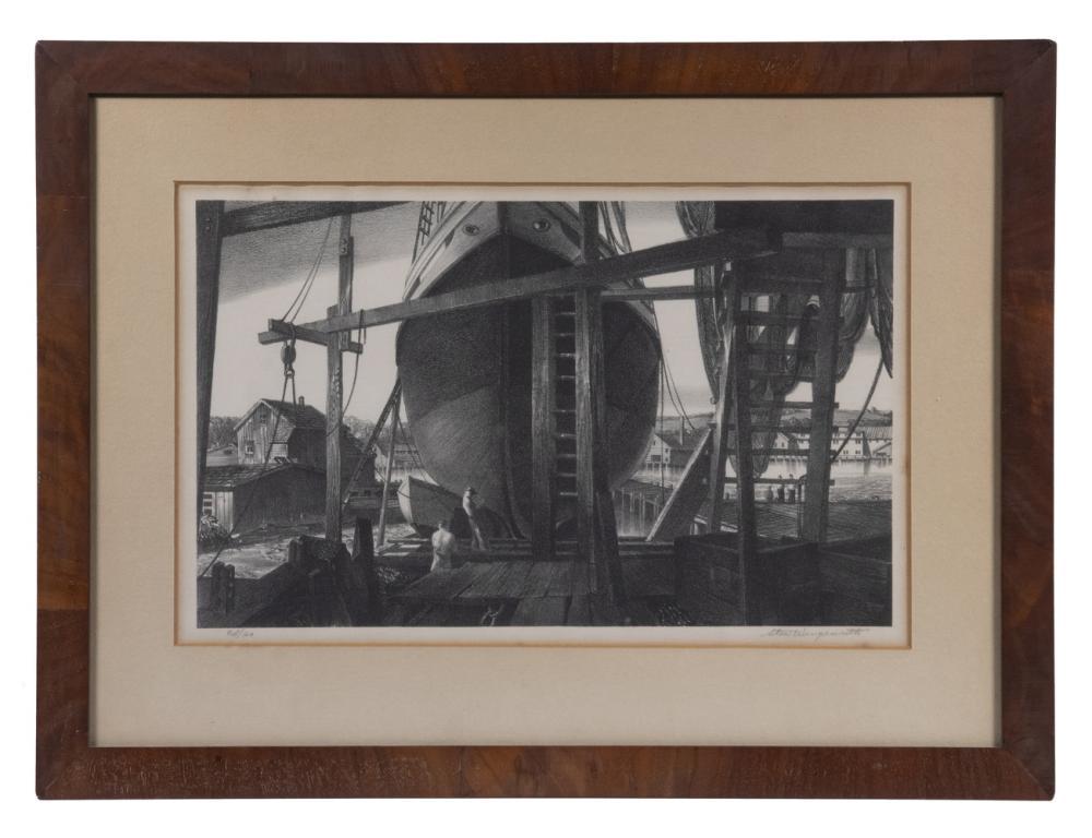 STOW WENGENROTH (NY/MA, 1906-1978)
