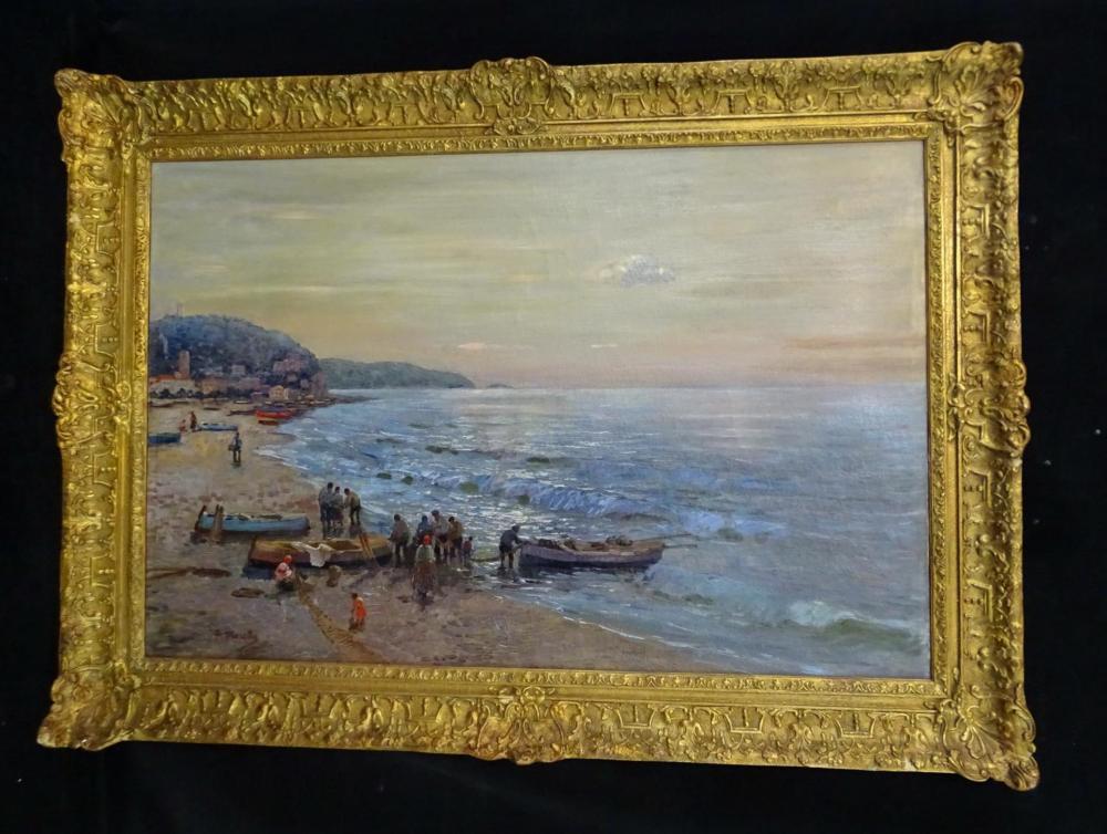 Thos. Cornell Galleries Summer Estate Auction