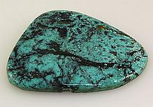 Natural Turquoise 185.57ctw Loose Gemstone 1pc Big Size - L21102