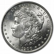 1900-O Morgan Dollar - MS-65 PCGS - L30692