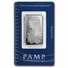 20 gram Pamp Suisse Silver Bar - Cornucopia (In Assay) - L24722