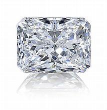 Radiant 0.71 Carat Brilliant Diamond G VVS2 - L24111