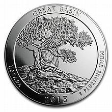2013 5 oz Silver ATB Great Basin National Park, Nevada - L24878