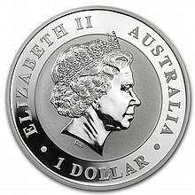 2011 1 oz Gilded Silver Australian Koala (w/Box & CoA) - L25859