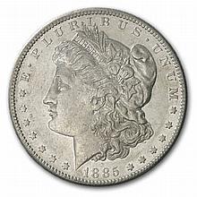 1885-S Morgan Dollar - Almost Uncirculated - L29937