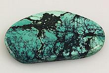 Natural Turquoise 118.10ctw Loose Gemstone 1pc Big Size - L21074