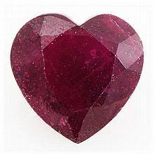 10.00ctw African Ruby Loose Gemstone - L17805