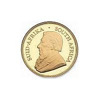 South Africa Gold Krugerrand Half Ounce (Dates Our Choice) - L21620