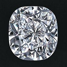 Cushion 0.73 Carat Brilliant Diamond D VVS2 - L22725