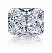 Radiant 0.71 Carat Brilliant Diamond G VVS2 - L24111