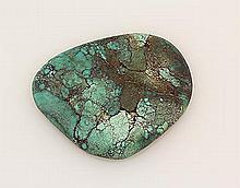 Natural Turquoise 83.95ctw Loose Gemstone 1pc Big Size - L21022