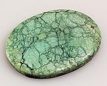 Natural Turquoise 103.93ctw Loose Gemstone 1pc Big Size - L21051