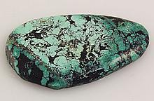Natural Turquoise 97.38ctw Loose Gemstone 1pc Big Size - L21042