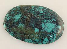 Natural Turquoise 85.04ctw Loose Gemstone 1pc Big Size - L21024