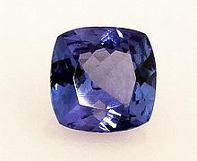 Natural African Tanzanite 2.04ctw Loose Gemstone AA+ - L20643