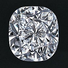 Cushion 1.0 Carat Brilliant Diamond F VS2 - L24265