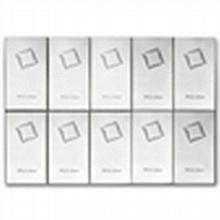 10x 10 gram Silver Valcambi CombiBar - L24721