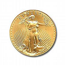 Half Ounce 2007 US American Gold Eagle Uncirculated - L18064