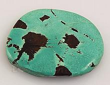 Natural Turquoise 99.66ctw Loose Gemstone 1pc Big Size - L21045