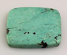 Natural Turquoise 130.80ctw Loose Gemstone 1pc Big Size - L21079
