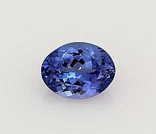 Natural African Tanzanite 1.75ctw Loose Gemstone AA+ - L20733