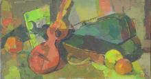 Northup, Still Life with Violin
