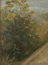 Elizabeth Von Eicken, Floral Landscape