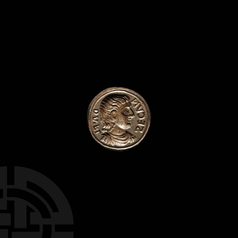 Roman Silver Legion II Flavia Seal Matrix
