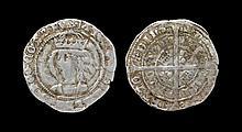 Scottish Medieval Hammered Coins - James III - Edinburgh - Groat