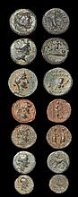 Ancient Greek Coins - Bronze Coin Group [7]