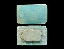 Egyptian Glazed Composition Tile