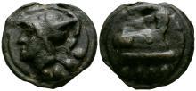 Republican - Aes Grave - Rome - Galley Triens