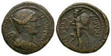 Imperial Coins - Julius - C Clovi Praef - Minerva As